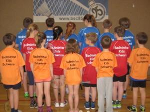 ''Badminton Kids Schwerin''