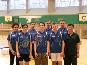 Die Badminton-Talente des BSC