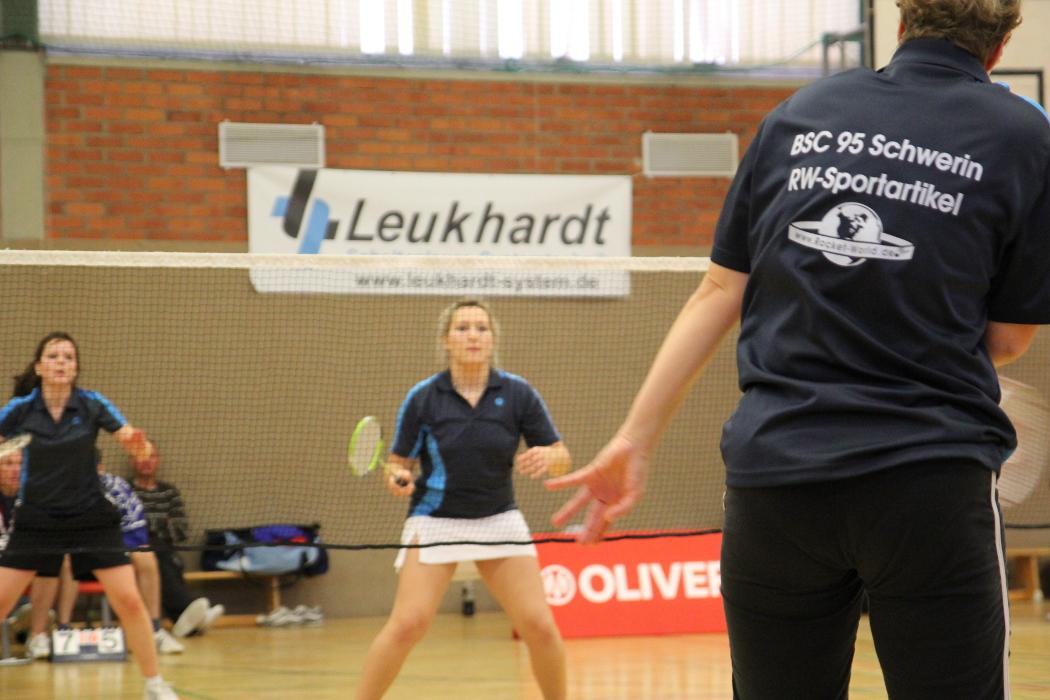Badminton beim BSC 95 Schwerin