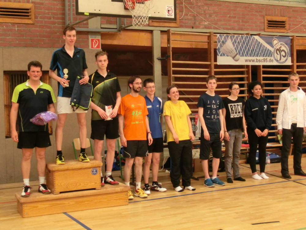 Vereinsmeisterschaft 2014